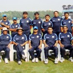 Saurashtra Cricket Association Physiotherapist