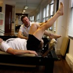 Rehabilitation on the Reformer